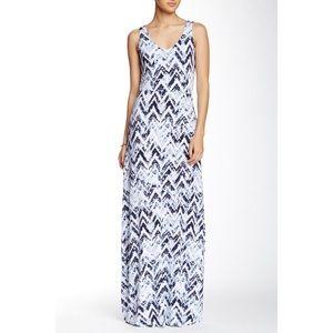 Tart Delaney Printed Maxi Dress - Large